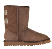 UGG Classic Short Bow Boot Chocolate
