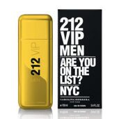 212 VIP Men Gold Carolina Herrera, 100ml, Edt
