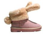 UGG Classic Mini Funny Rabbit Pink