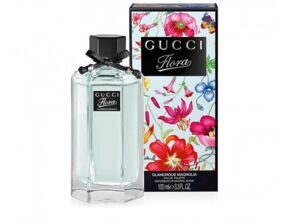 Gucci Flora by Gucci Glamorous Magnolia, 100 ml, Edt (с цветочками)