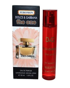 Духи с феромонами Dolce and Gabbana The One, 55ml (wom)
