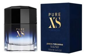 Paco Rabanne Pure XS pour homme, 100 ml, Edt