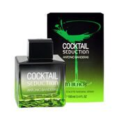 Cocktail Seduction In Black Antonio Banderas, 100ml, Edt