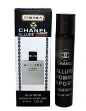 Духи с феромонами Chanel Allure Homme Sport, 55ml (men)