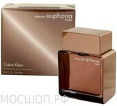 "Calvin Klein ""Euphoria Men Intense"", 100 ml, Edt"