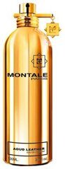 Montale Aoud Leather, 100 ml