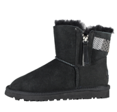 UGG Classic Mini Modern Limited Black