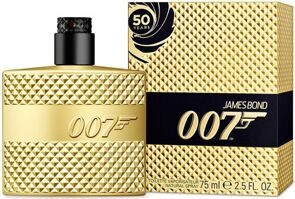 James Bond 007 Limited Gold Edition, 75 ml, Edt