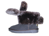 UGG Classic Mini Funny Rabbit Chocolate