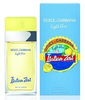 Dolce & Gabbana  Light Blue Italian Zest, 100 ml, Edt