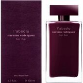 Narciso Rodriguez For Her L'Absolu, 100ml, Edp