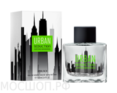 Antonio Banderas Seduction Urban In Black, 100ml, Edt