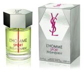 L Homme Sport Yves Saint Laurent, 100ml, Edt