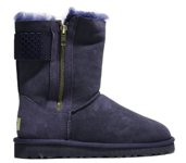 UGG Classic Short Modern Limited Navy