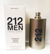 Тестер Carolina Herrera 212 Men  Edt 100ml
