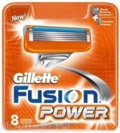 Gillette fusion power 8 кассет
