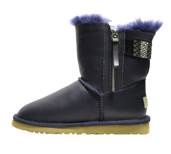 UGG Classic Short Modern Limited Navy Light