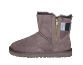 UGG Classic Mini Modern Limited Chocolate