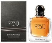 Armani Emporio Stronger With You, 100ml, Edt