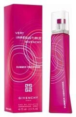 Givenchy Very Irresistible Summer Vibrations, 75 ml, Edt