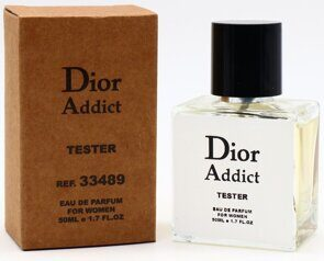 Tester compact Christian Dior Addict Women 50ml Edp