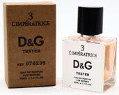 Tester compact Dolce Gabbana l'Imperatrice 3 Women 50ml Edp