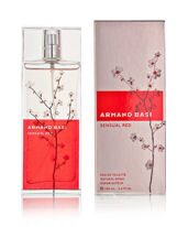 Sensual Red Armand Basi, 100ml, Edt
