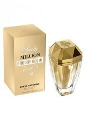 Lady Million Eau My Gold! Paco Rabanne, 80ml, Edt