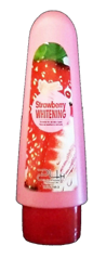 Крем для рук Strawberry Whitening,120 г