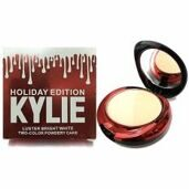 Пудра Kylie Two-Color  Powdery Cake (2-х цветная), 10g