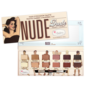 Тени The Balm Nude Dude, 12 цветов