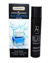 Духи с феромонами Antonio Banderas Blue Seduction For Men, 55ml