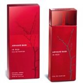 In Red Armand Basi, 100ml, Edp