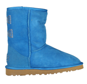 UGG Classic Short Bow Boot Sky Blue