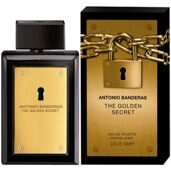 The Golden secret Antonio Banderas, 100ml, Edt