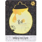 Маска для лица Papa Recipe Bombee Honey Mask Pack, Black,(10шт)