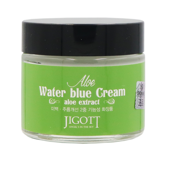 Крем с экстракт алоэ Jigott Aloe Water Blue Cream 70m,