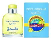 Dolce & Gabbana Light Blue Pour Homme Italian Zest, 125 ml, Edt