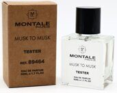 Tester compact Montale Musk To Musk Unisex 50ml Edp