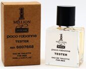 Tester compact Paco Rabanne 1 Million Intense Men 50ml Edp