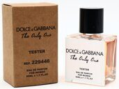 Tester compact Dolce Gabbana The Only One Women 50ml Edp