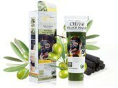 Маска от черных точек  OLIVE with Charcoal Black  Mask, 120G