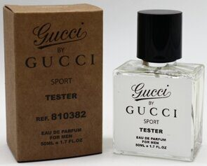 Tester compact Gucci By Gucci Sport Men 50ml Edp