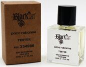 Tester compact Paco Rabanne Black XS Men 50ml Edp
