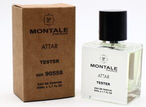 Tester compact Montale Attar Unisex 50ml Edp