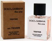 Tester compact Dolce Gabbana The One Women 50ml Edp