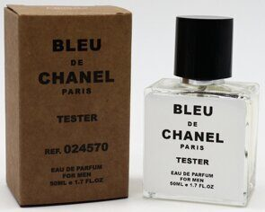 Tester compact Chanel Bleu De Chanel Men 50ml Edp