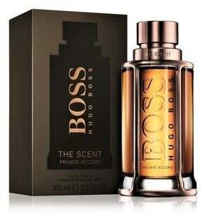 Hugo Boss Boss The Scent Private Accord for Him, edt,100ml