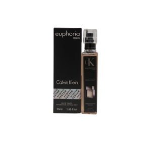 Calvin Klein Euphoria Man  55ml Black Pack