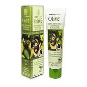 Маска от черных точек  OLIVE with milk Whitening Black  Mask, 120G